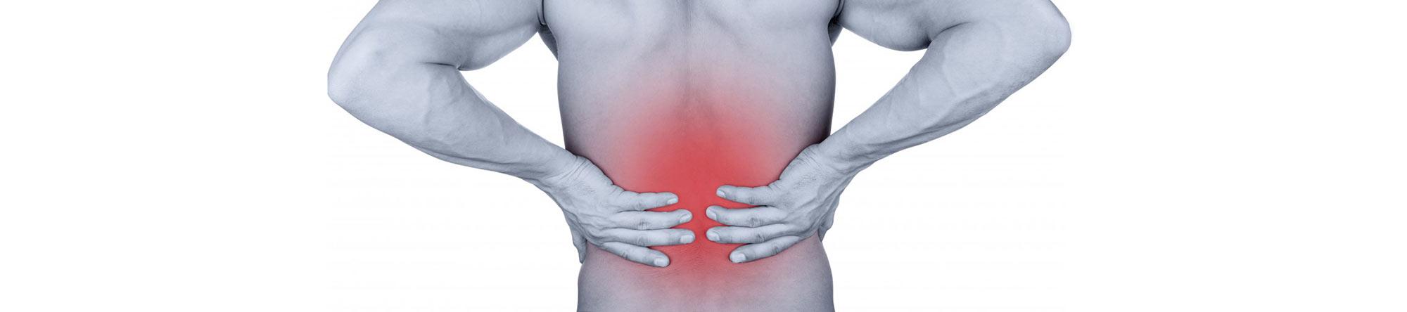 Bóle i schorzenia kręgosłupa